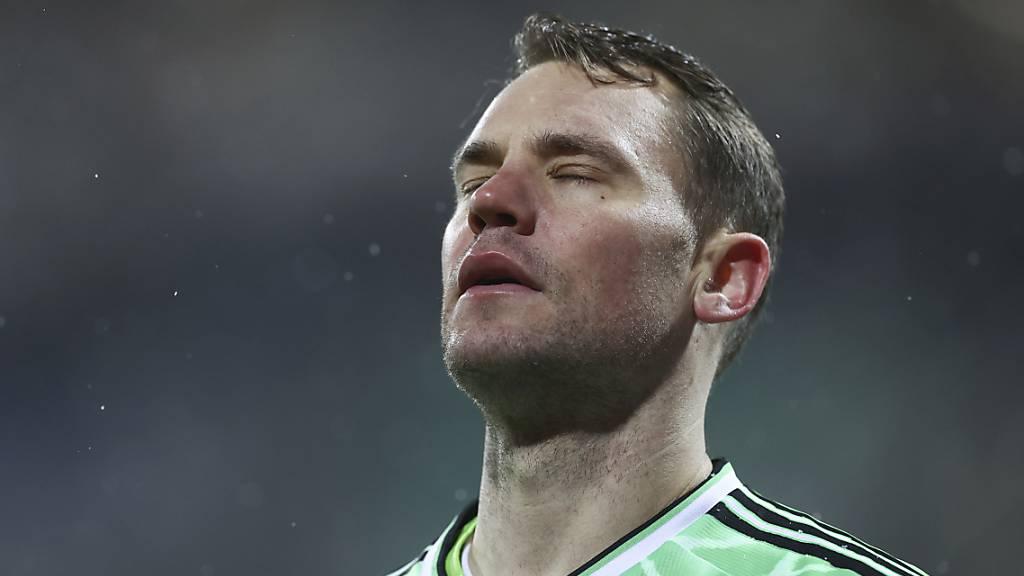 Bayern München scheitert am unterklassigen Kiel