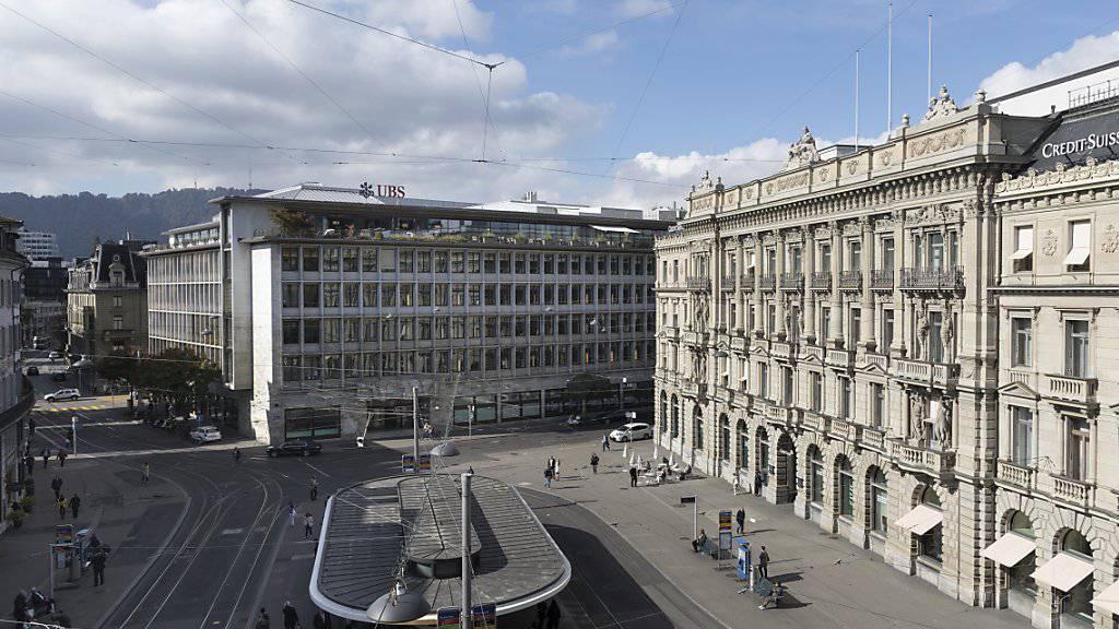 Trotz schwierigem Geschäftsumfeld bleibt Zürich der zweitwichtigste Finanzsektor in Europa. (Symbolbild)