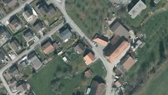 Zum Vorfall kam es an der Bachstrasse im Bereich des «Schwaller-Hofs».