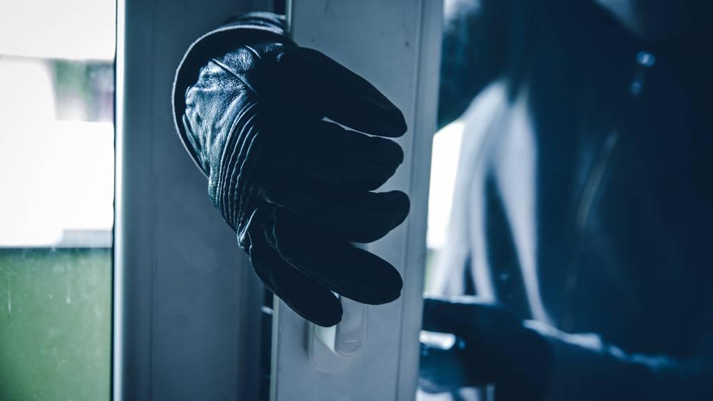 Polizei erwischt drei Einbrecher