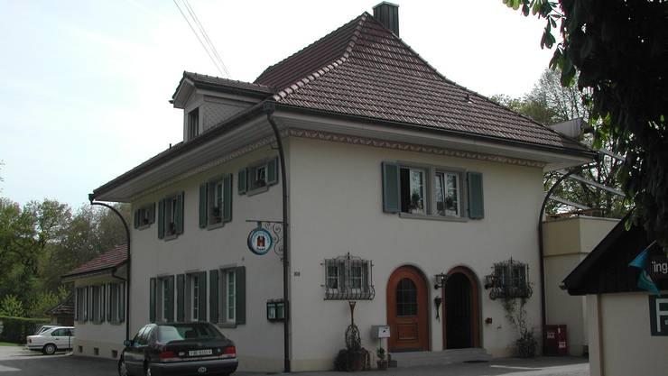 Das Restaurant «Seeblick» liegt direkt am Burgäschisee.