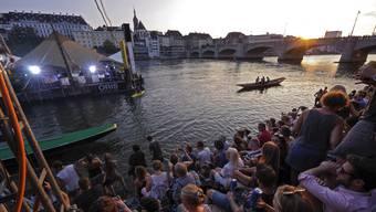 Tino Krattiger: «Es ist wichtig als Symbol, dass wir das Festival durchführen können». (Archivbild)