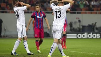 Steaua Bukarest - FC Basel