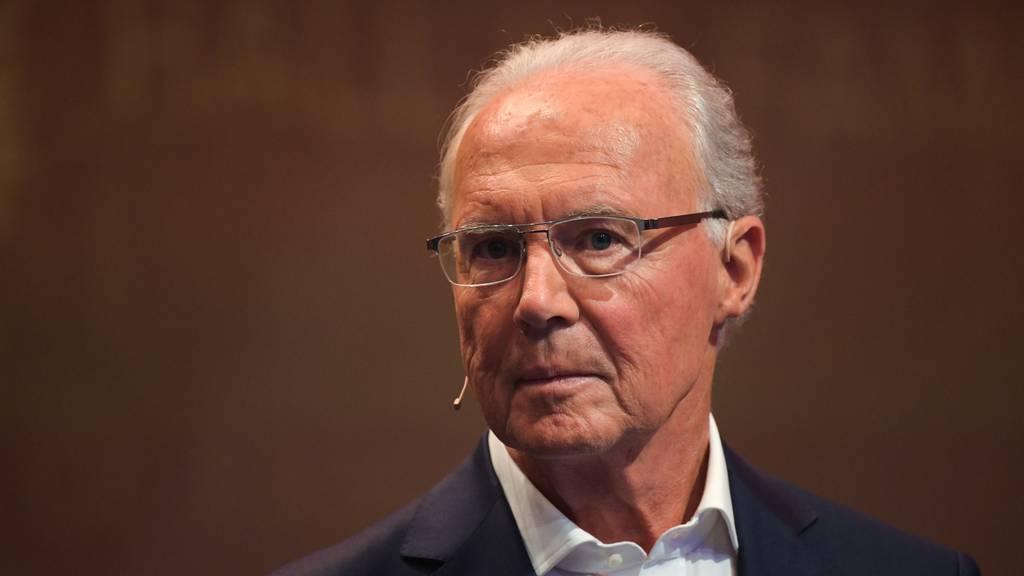 Beckenbauer: «Ein Genie, das sein Leben nicht im Griff hatte»