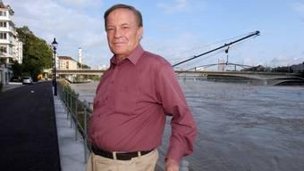 Werner Spitteler, alt Gesundheitsdirektor Baselland, ist gestorben.  Tino Briner