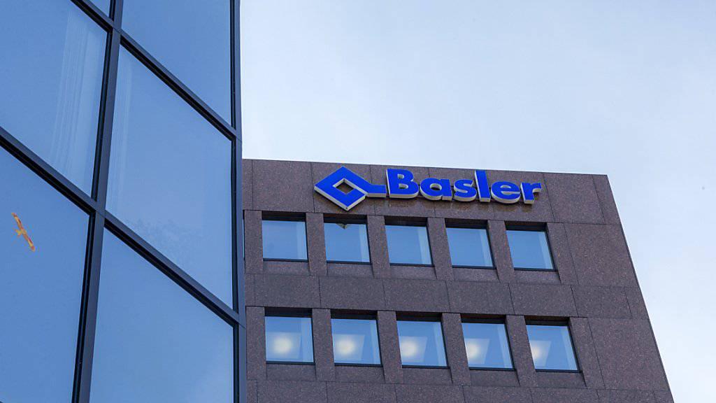 Die Bâloise Versicherung steht im Lebengeschäft wegen des tiefen Zinsumfelds nach wie vor auf der Bremse. (Archivbild)