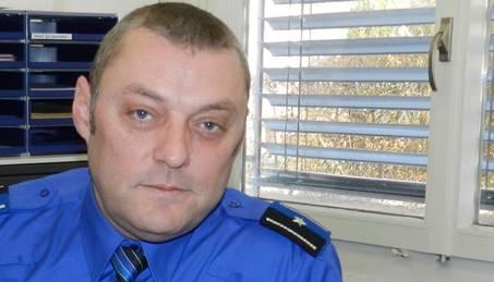 Marco Veil, Chef der Regionalpolizei Wohlen.