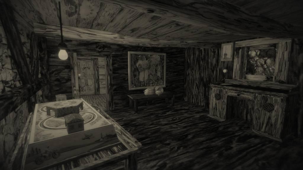 Mundaun - Haus des Grossvaters