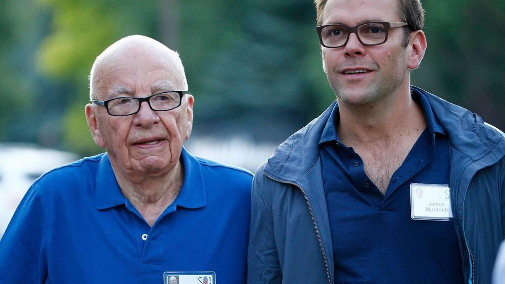Einigung mit Aktionären: James Murdoch kann bei MCH Group einsteigen