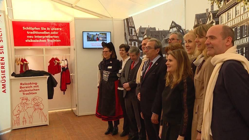 Erstmals Auslandsstadt: Strassburg zu Gast am Sechseläuten