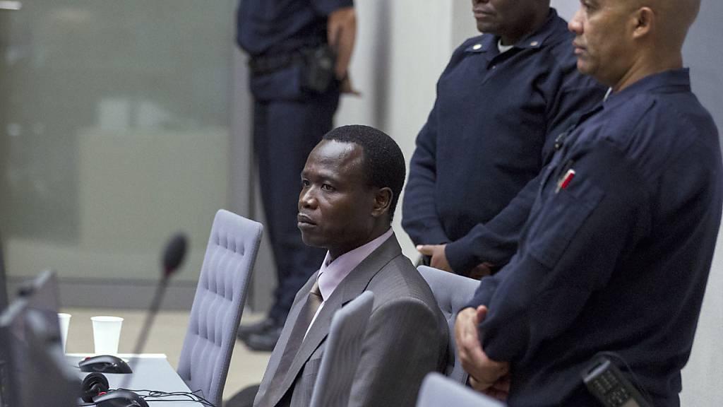 Terror in Uganda: Weltstrafgericht spricht Ex-LRA-Kommandant schuldig