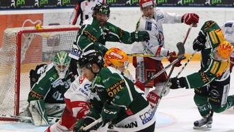 EHC Olten - Rapperswil-Jona Lakers, 19.02.2017