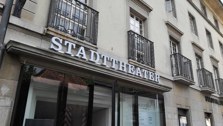 Das Solothurner Stadttheater