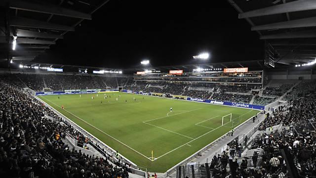 Schweizer Nationalteam gastiert im November in der AFG-Arena