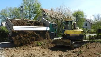 Bodensanierung im Elsässli