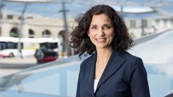 Gabriela Suter: «Die Delegierten entscheiden, nicht die Geschäftsleitung.»