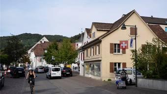 Wo heute ein Architekturbüro seinen Platz hat, verkaufte die Familie Spitzer bis in die 1990er-Jahre Schulranzen und andere Lederwaren. Thomas Kramer