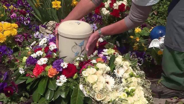 Niemand will die Urne einer verstorbenen Zuchwilerin