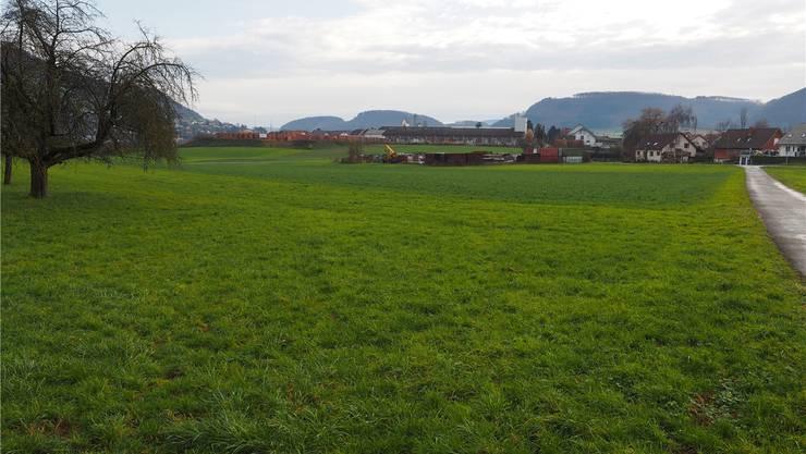 Im Gebiet Lammet entsteht ein neues Arbeits- und Wohnquartier.