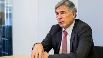 Ab 2021 muss für die Uni wieder mehr Geld fliessen, fordert Christoph Eymann. Ansonsten verliere die Uni den Anschluss gegenüber anderen Hochschulen.