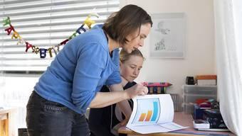 Einige empfinden Homeschooling als Nachteil, andere Schüler erzielten grosse Fortschritte.