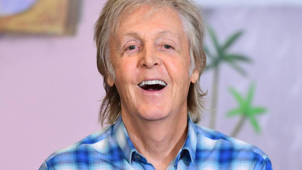 Paul McCartney bringt vegetarisches Kochbuch heraus