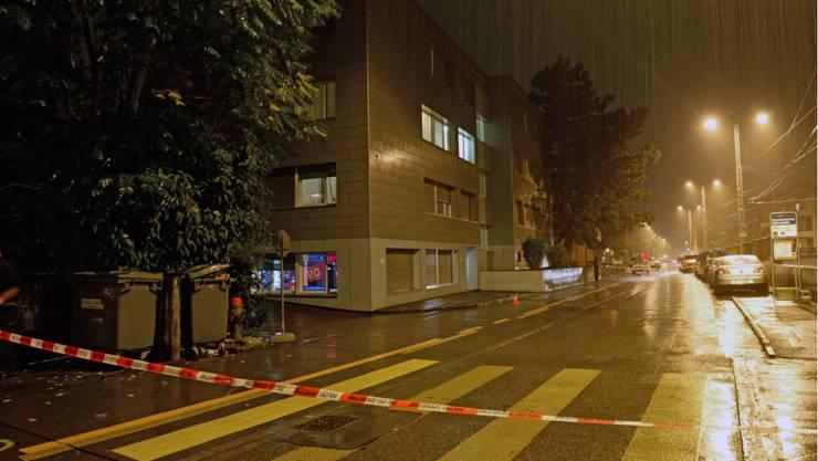 Auf dem Schwamendingerplatz in Zürich fand am späten Dienstagabend eine Schiesserei statt.
