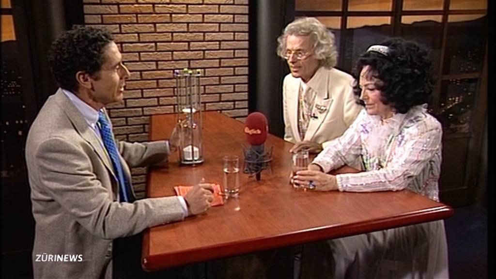 Die Highlights aus 25 Jahren TeleZüri