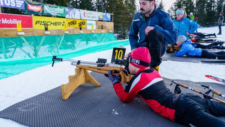 Die Biathlon-WM 2025 in der Lenzerheide soll der Sportart in der Schweiz einen grossen Schub verleihen.