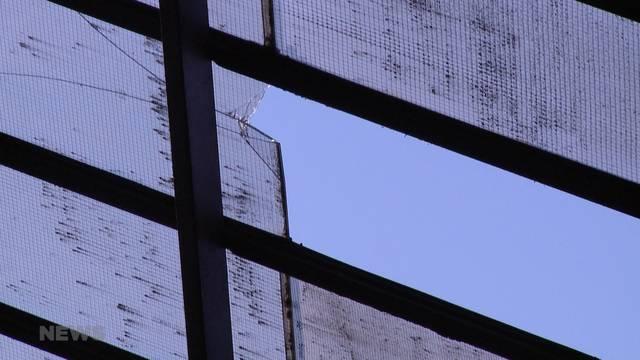 17-Jährige stürzt von Zürcher HB-Dach in den Tod