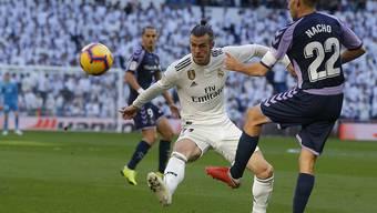 In dieser Saison immer wieder ins Stolpern geraten: Real Madrid und Stürmerstar Gareth Bale