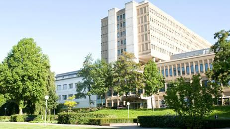 Das Kantonsspital Aarau