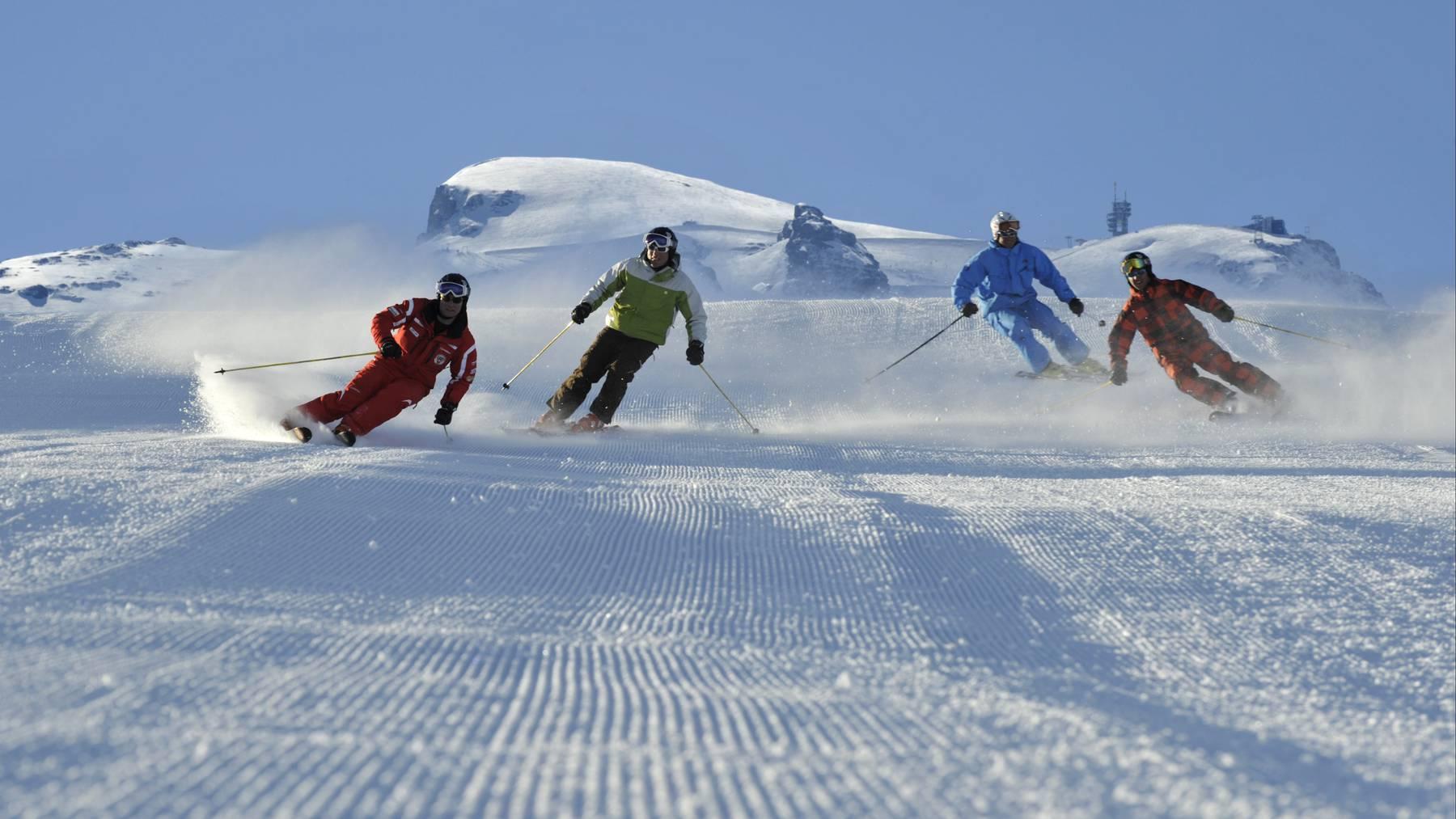 Fusion der Skigebiete ist wieder ein Thema