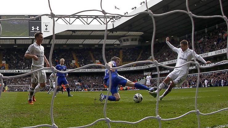 Tottenham Hotspur gleicht kurz vor Schluss noch aus
