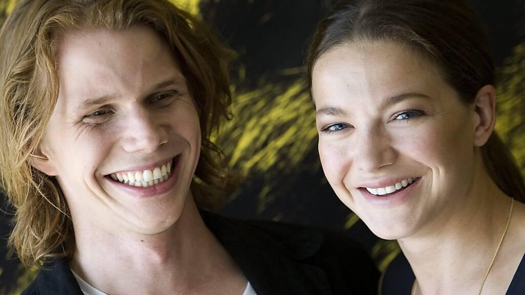 Der Film «Tides» des Schweizer Regisseurs Tim Fehlbaum (links) buhlt am NIFF um den mit 10'000 Franken dotierten «Narcisse H.R. Giger»-Preis. (Archivbild)