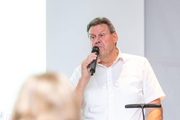 Roger Geissberger, Vizepräsident