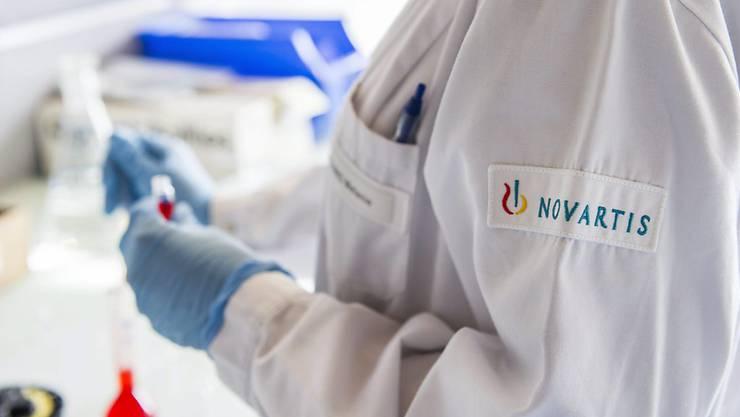 Die Schweizer Firma Novartis gehört zu den 100 wertvollsten Unternehmen weltweit (Archivbild).
