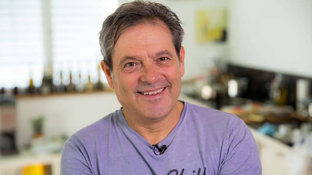 Heute kocht Antonino (57)