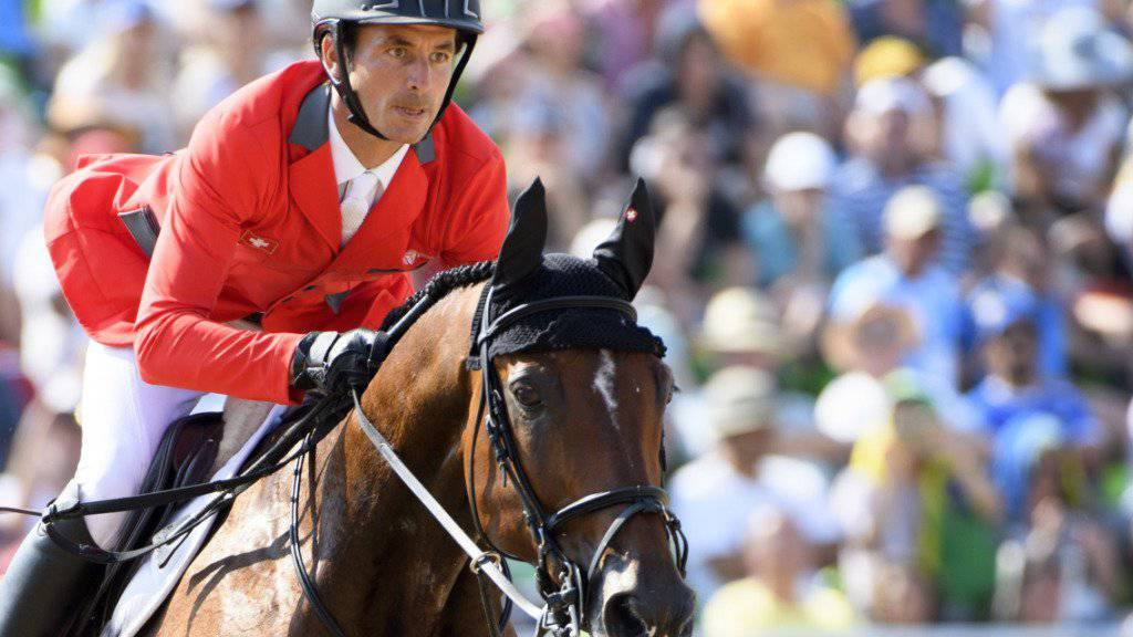 Guerdat und Nino bei den Olympischen Spielen in Rio