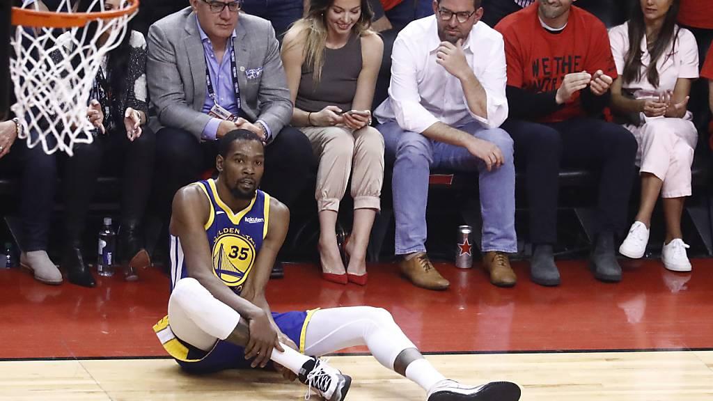 Kein Comeback von Kevin Durant beim NBA-Neustart