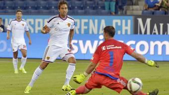 Matias Delgado hätte den FC Basel in dieser Woche um ein Haar verlassen.