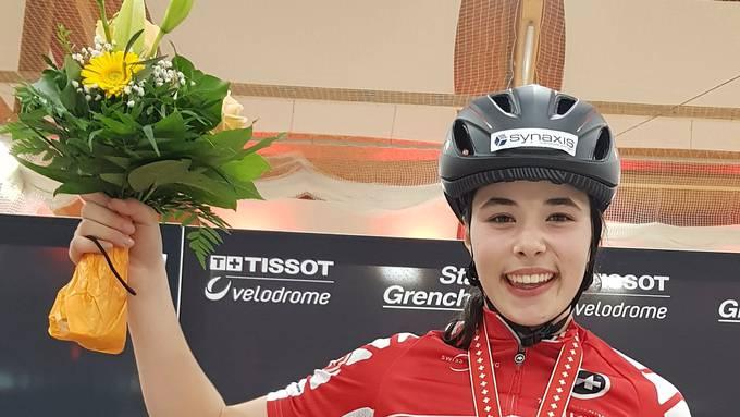 Lorena Leu geht in die Radbahn-Geschichte ein.