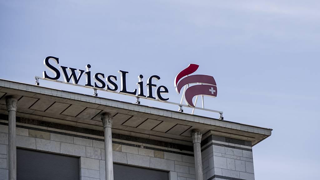 Swiss Life steigert 2019 Prämieneinnahmen im BVG-Geschäft. (Archiv)
