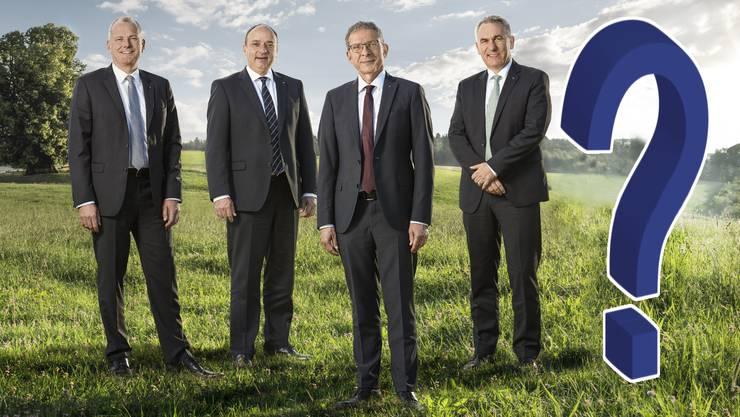 Das Aargauer Wahlvolk wählt ein neues Mitglied in den Regierungsrat