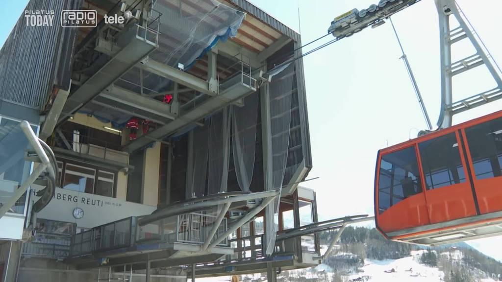 50-jährige Seilbahn von Meiringen-Hasliberg wird erneuert