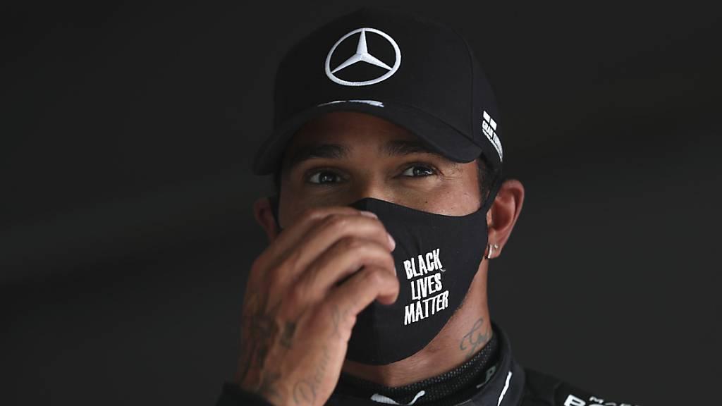 92. Sieg – Lewis Hamilton alleiniger Rekordhalter