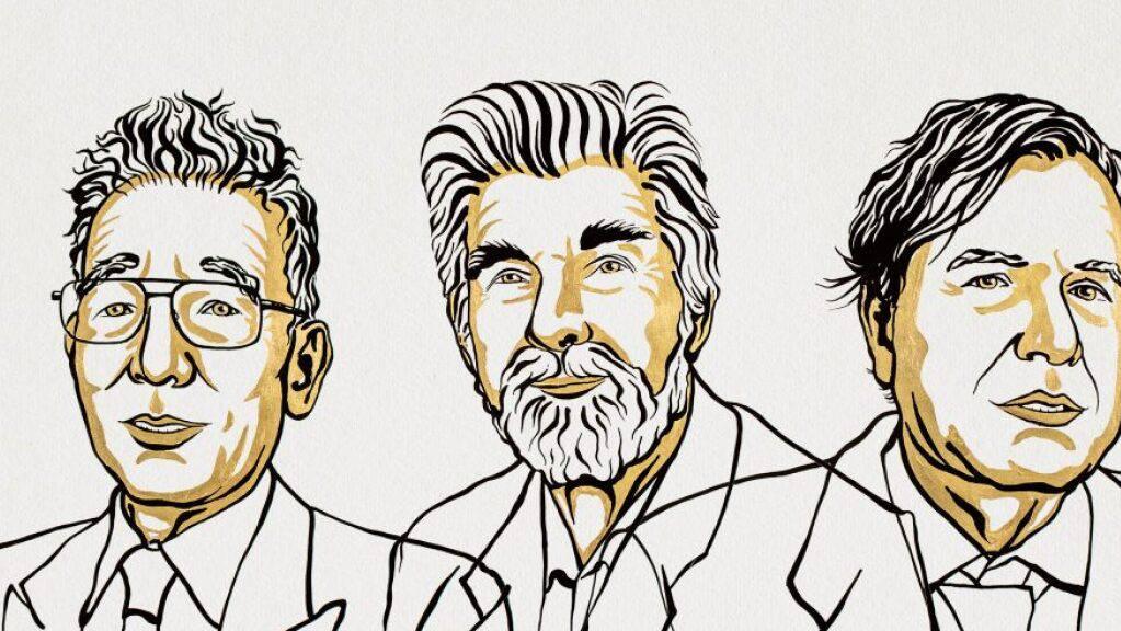 Der diesjährige Nobelpreis geht an die Forscher Syukuro Manabe, Klaus Hasselmann und Giorgio Parisi.