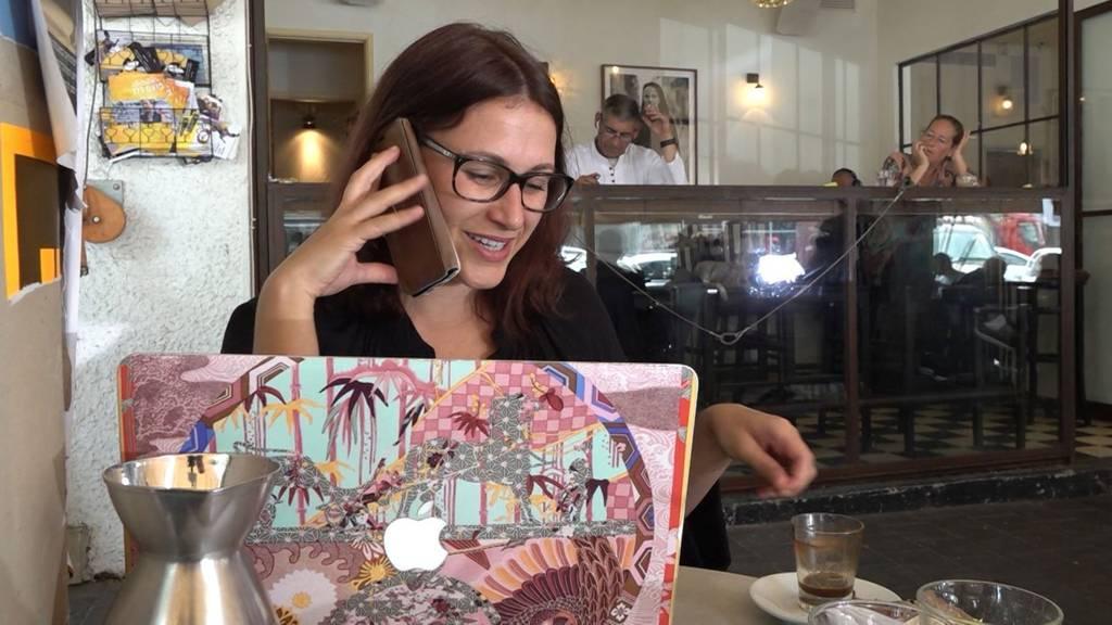 Schweizerin in Israel: Joëlle Weil