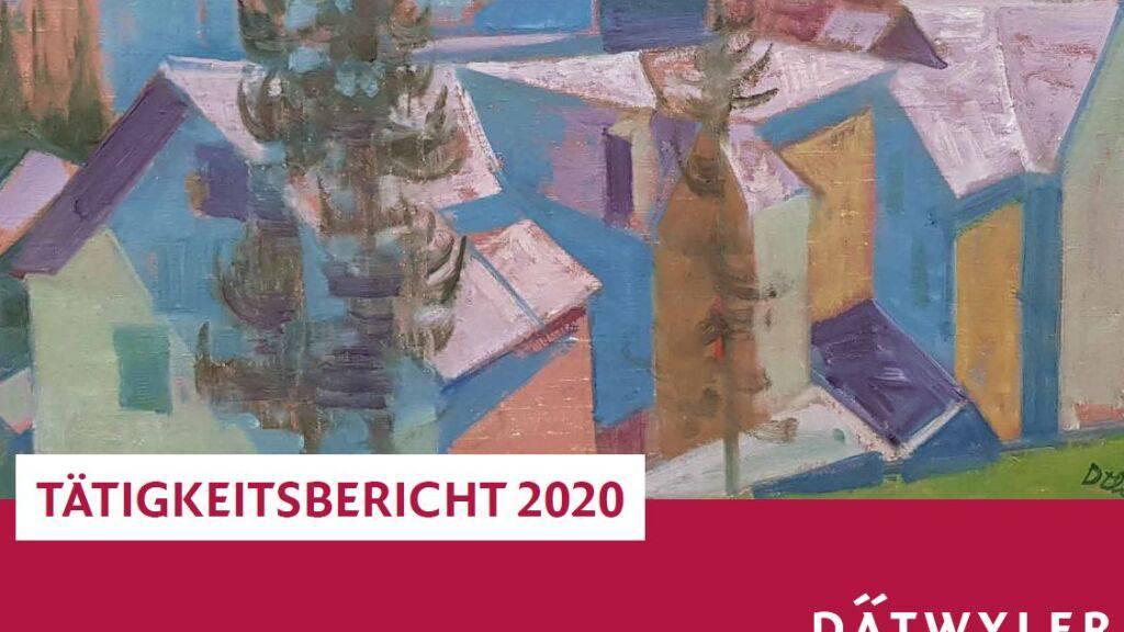 Die Dätwyler Stiftung hat 2020 Projekte mit rund 1,9 Millionen Franken gefördert.
