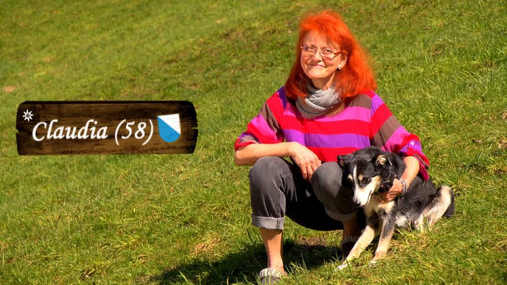 BAUER, LEDIG, SUCHT... ST12 - Portrait Claudia (58)